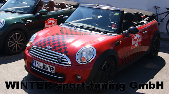 Mini Cooper Stfan u Doris25