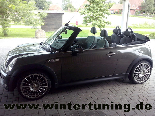 Mini Cooper JCW cartune25