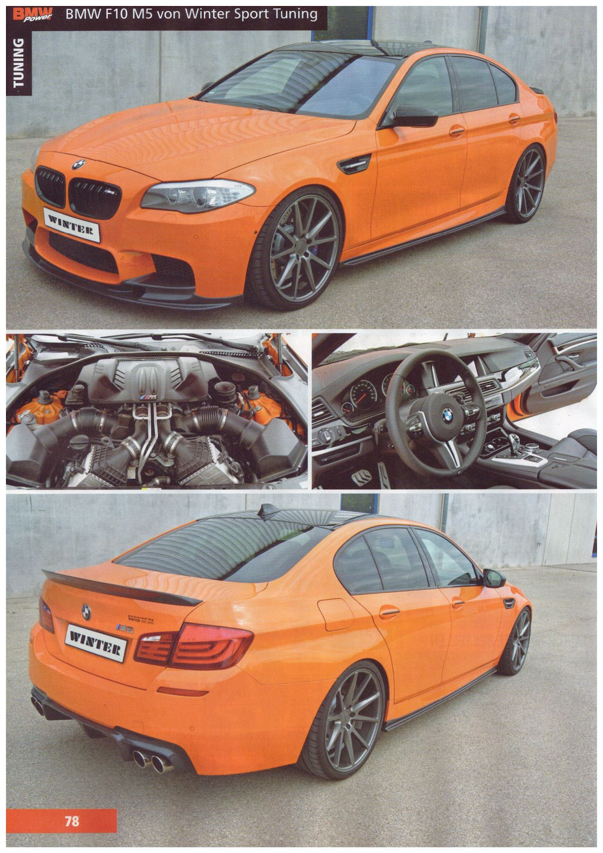 bmw power 16 6 m5 f10 1 40